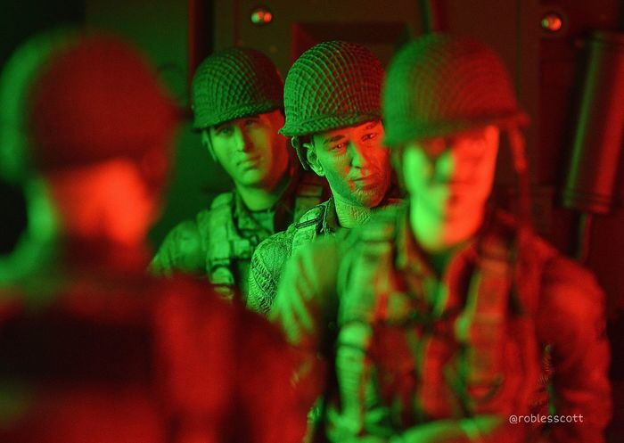 Freedom crusaders Actionfigurephotos Toysaremydrug Toyphotography Actionfigurephotography Photography Soldiers Worldwar2 Mexicolor