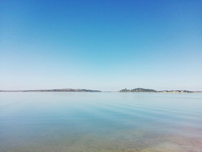 Clear Sky Water