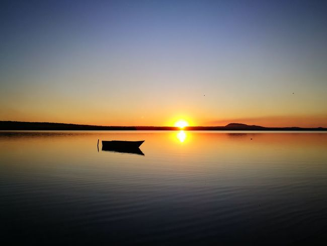 Sunset Nature Water Beauty In Nature Sun Lake Tranquility Tranquil Scene Outdoors Sunlight No People Paraguay ♥ Peace Paradise ❤ Peaceful Place Paradise On Earth Colour Of Life Sanbernadino Paraguay