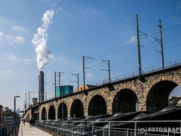 Urban Photography Cityscapes Zürich Viaduct Viadukt