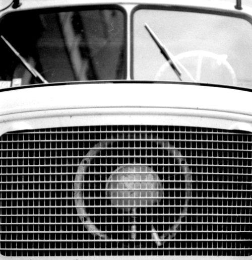 Blackandwhite Photography Full Frame Geometric Shape No People Truck
