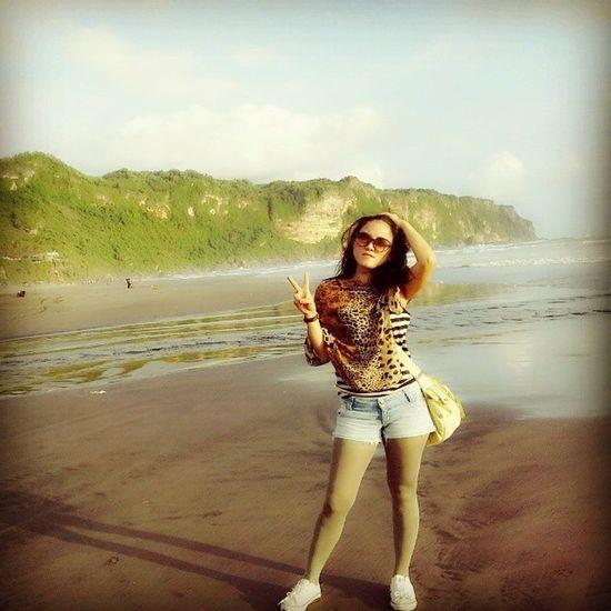 Parangtritis Beach Jogjakarta