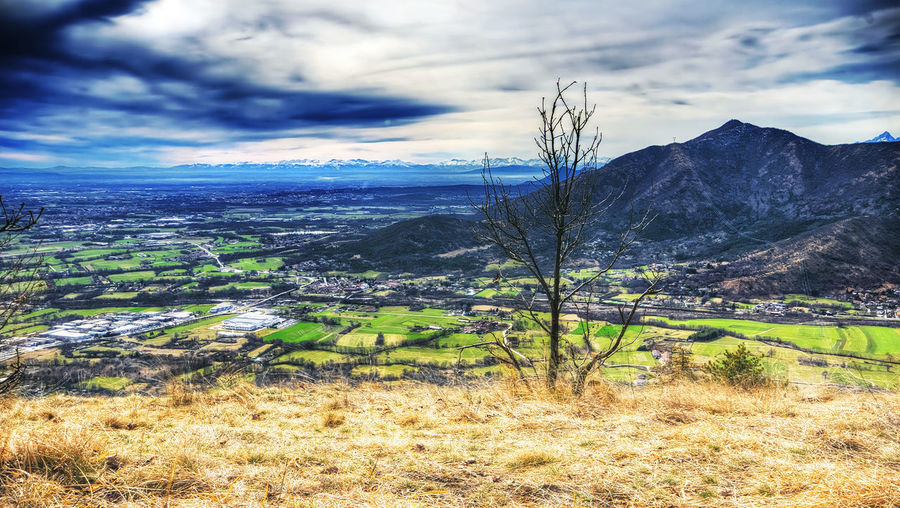 Landscape HDR Beauty In Nature Climbing Cloud - Sky Cloudy Exploring Field Flowers Grass HDR Hill Italy Landscape Landscapes With WhiteWall Mountain Mountain Range Mountain View Mountains Nature Outdoors Sky Summer Tree Trekking Wildlife Wood