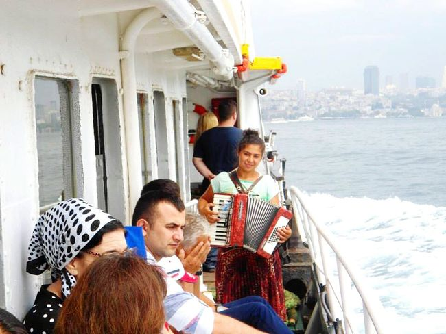 Music In Everywhere Steamship Istanbullovers