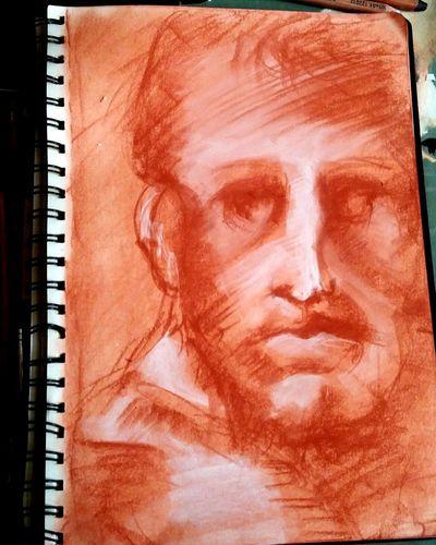 Creepy Art Pontormo Nick Wooster #instasize #picture #painting #portrait #prismacolor #coloredpencils #drawing #nickwooser #finished #미술 #그림 #초상화 #인물화 #색연필 #프리즈마 #아트컴스퍼스트 #회화 #소묘 #완성 Pencilart Myartwork Draw Sketch Sketchbook Drawing
