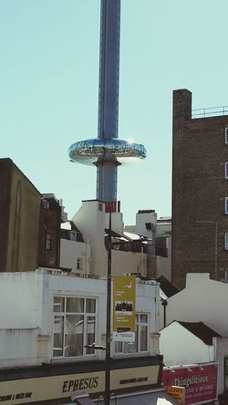 I360 brighton Cityscape Urban Skyline