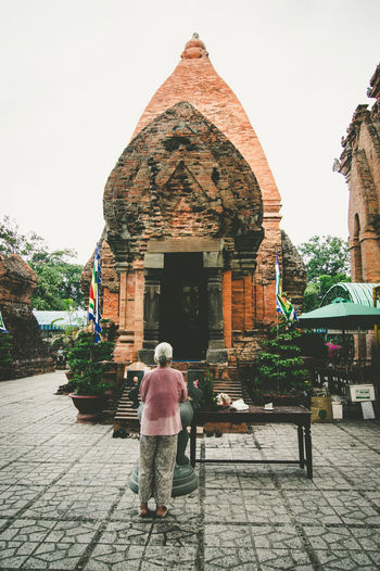 Architecture Built Structure Champa Nha Trang Old Buildings Old But Awesome Outdoors Ponagar Temple - Building Tourism Travel Destinations Vietnam My Favorite Photo