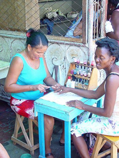 Cuba Collection Cuba Nail Art Nailporn Nails Art Nails Did Nail Polish People Nail Shop Nail Salon Poverty Poverty But Happiness Santiago De Cuba WomeninBusiness