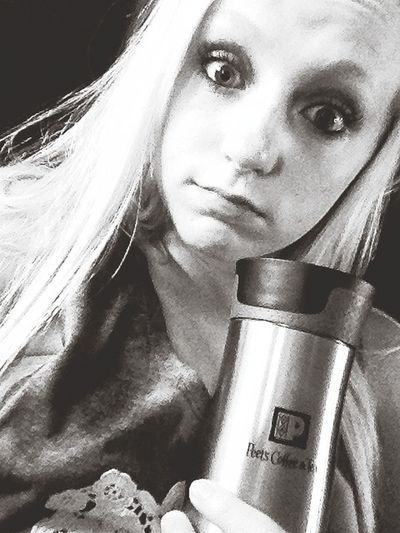 drinking coffee and watching anchorman. i have no lifeee.