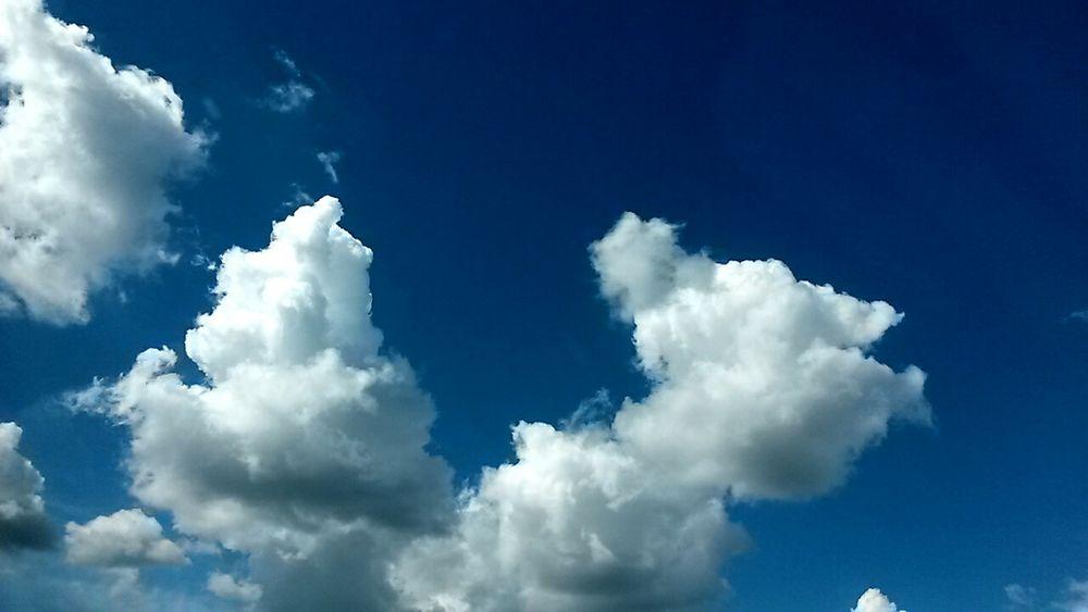 Skyporn Sunshine Clouds And Sky Warmthandsunshine
