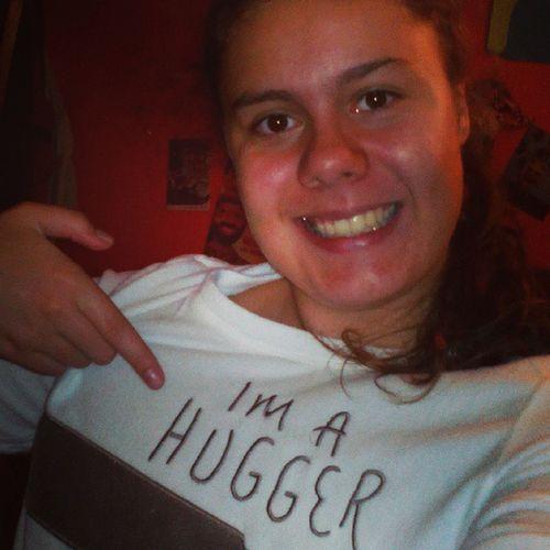 Do you wanna a hug? Because I'm a hugger! Newpajama