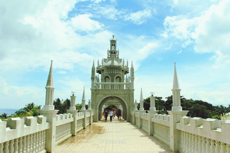 Philippines Onlyinthephilippines Simala,philippines Simalachurch SimalaVisit Cebu,Philippine Cebu City, Philippines Architecture_collection Architecture