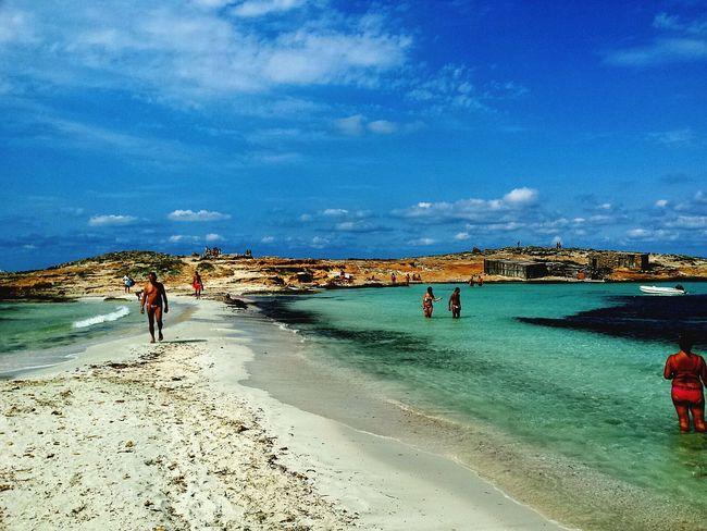 Formentera Beach Photography Island Beach Summertime Summer Holidays Sea Spaın Spain ✈️🇪🇸 Spain_greatshots