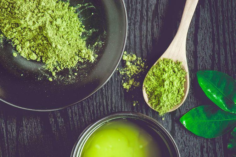 Matcha green tea Green Tea Tea Hot Drink Matcha Tea Green Color High Angle View Table Food And Drink Still Life No People Food Bowl Close-up Healthy Eating Nature Drink