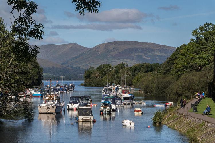 Loch Lomond,