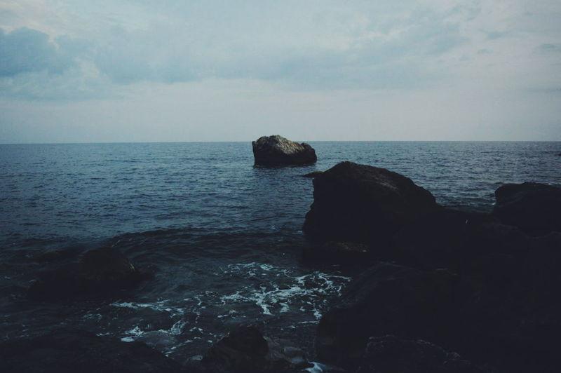 Sea Seascape Sea And Sky Summer Summertime Crimea Russia Taking Photos Enjoying Life Check This Out