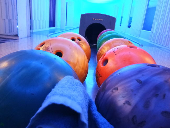 Bowling Balls Bowling Time EyeEmNewHere The Week On EyeEm No People Close-up Indoors  Sports Photography Modern Workplace Culture