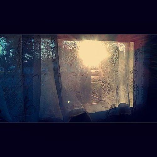 Goodmorning Nofilter Snapchatsawitfirst Sunrise Window