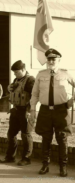 Respect Military Life Men In Uniform