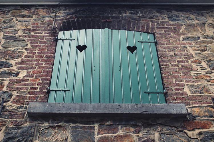 Window Window Heart