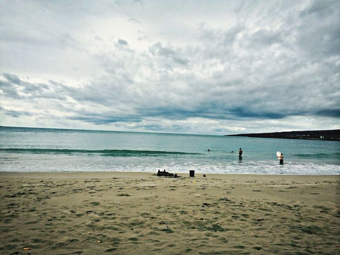 Big Island Being A Beach Bum