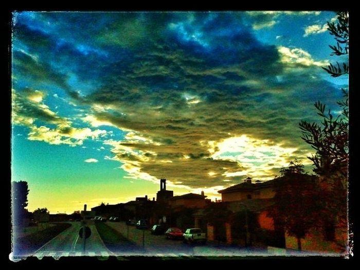 Cielo Sky_collection El Cielo Y La Tierra Streetphotography