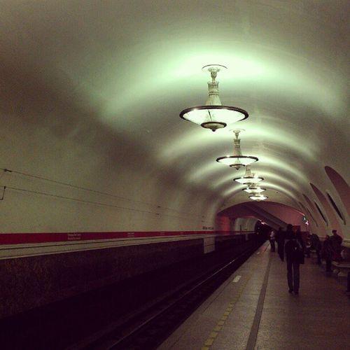 Metro of St Petersburg