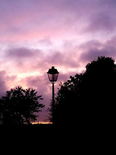 First Eyeem Photo Night Lights Night Nightphotography Purple Sky