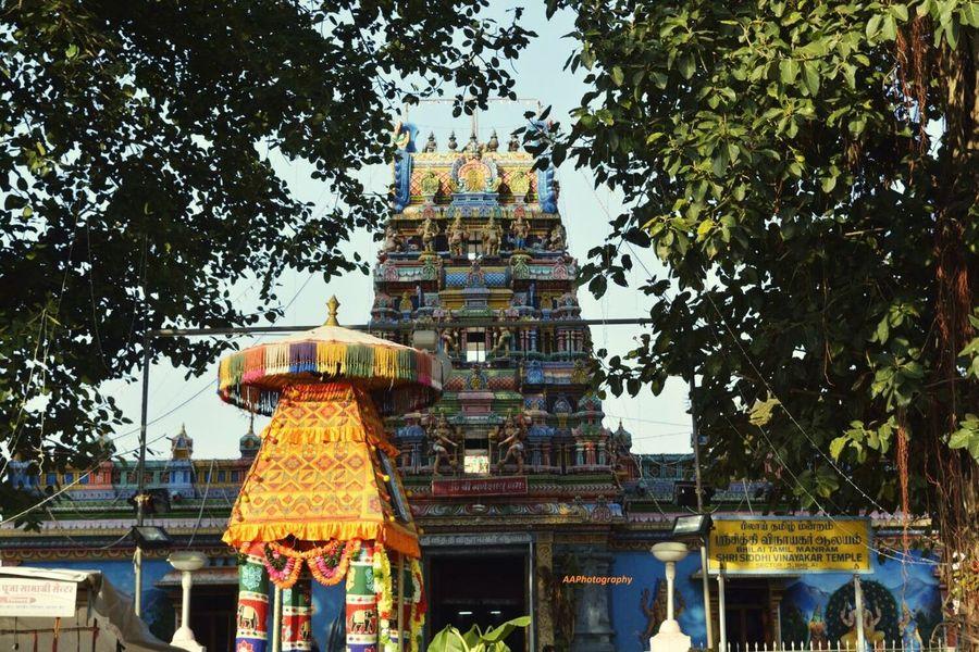 Bhilai Temple India Photography