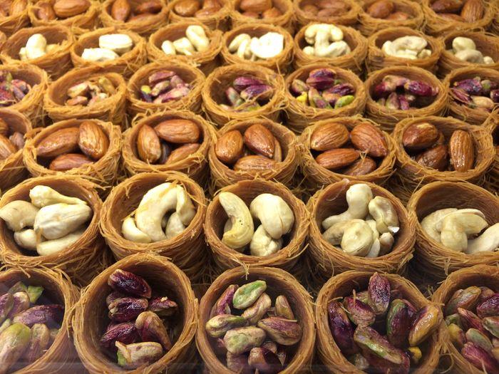 Istanbul Turkey Sweets Baklava Baklawa Eating Baklava Dessert Myownjourney Sweet Desserts