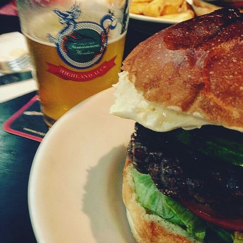 Everyday should be Buger and Beer Day
