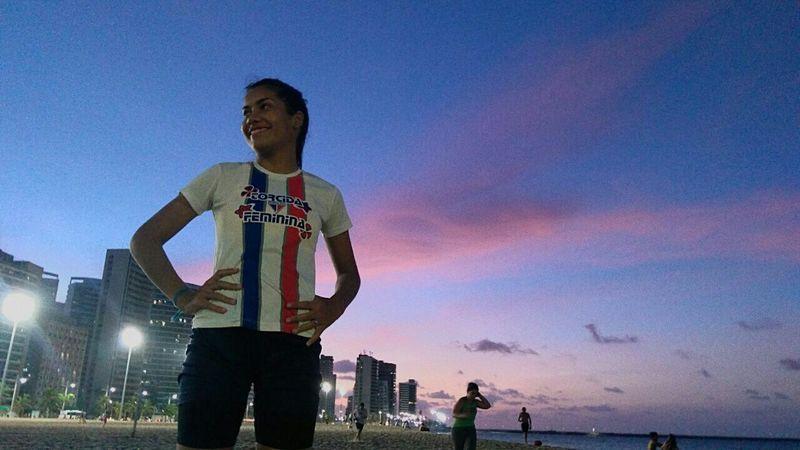 Sky Sunset Sport