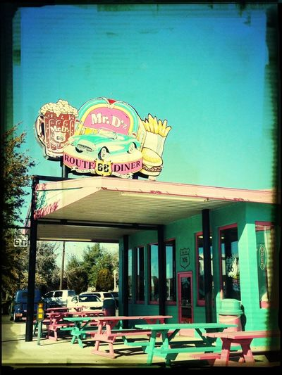 I (Route 66) You