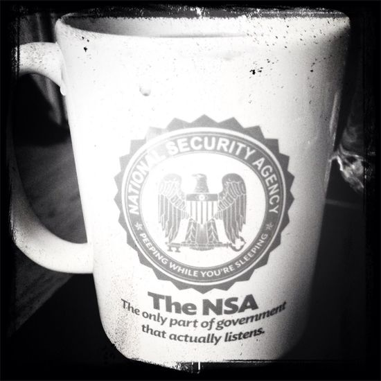 NSA! Taste the freedom!!!