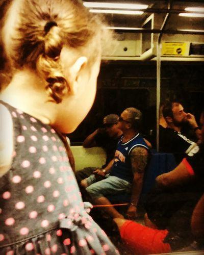 Train Child Child Photography Reflex Pinkandblack First Eyeem Photo