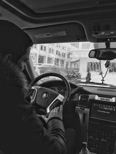 Всего лишь перчатки. Downtown Cadillac Escalade ThinkBeforeYouAct First Eyeem Photo