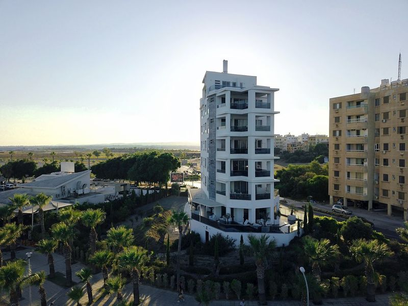 Arialview Clear Sky Architecture No People Outdoors DJI Mavic Pro Dronephotography Nature Day City Larnaca Cyprus Vacation Cyprus Dji Drone  Droneshot