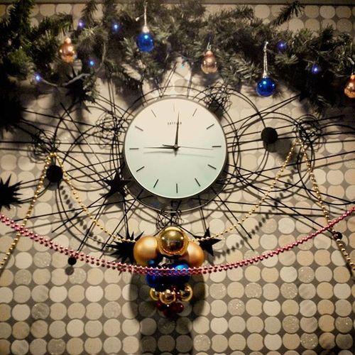 омск сибирь новыйгод рождество украшение когдачасыдвенадцатьбьют Omsk Siberia NewYear Christmas Decor