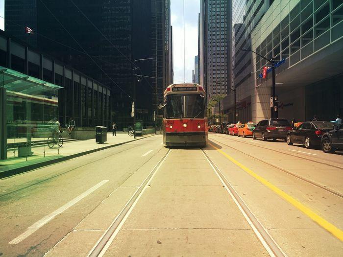 T T C Streetcar