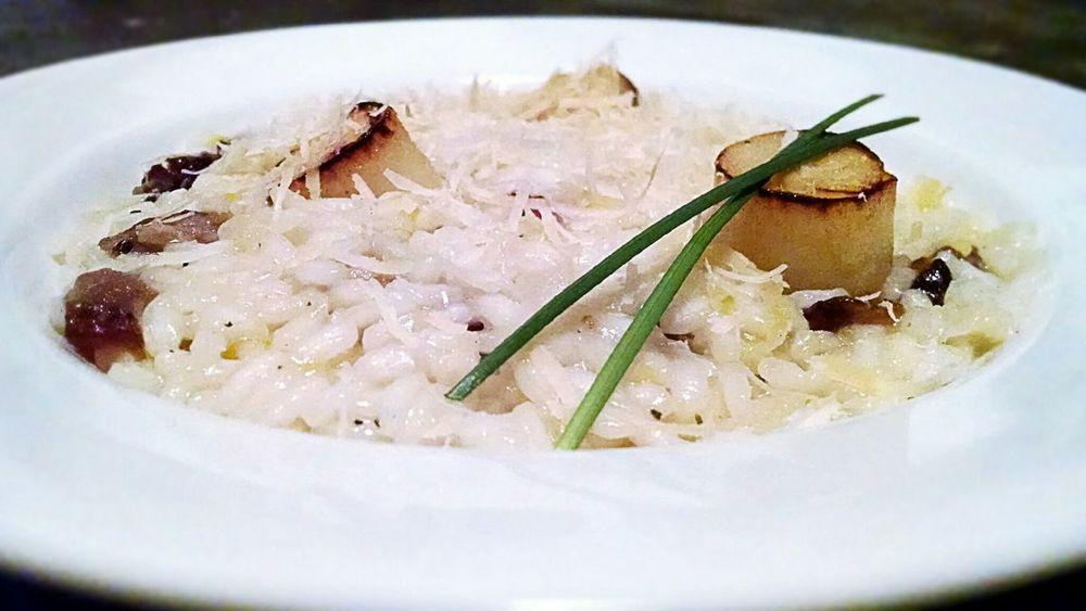 Risotto Palmito Gastronomic The Five Senses Gastronomie