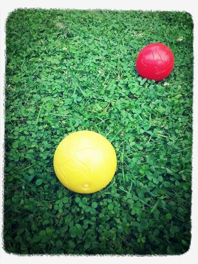 Balls please!