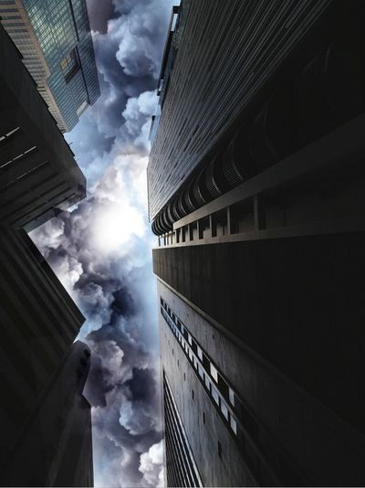 Metropolis Abstractarchitecture Awesome Architecture Lookingup AMPt_community