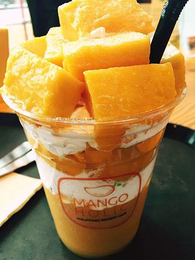 Food Porn Awards Delicious Food South Korea JEJU ISLAND  Mango Juce mango juce in jeju island ^^