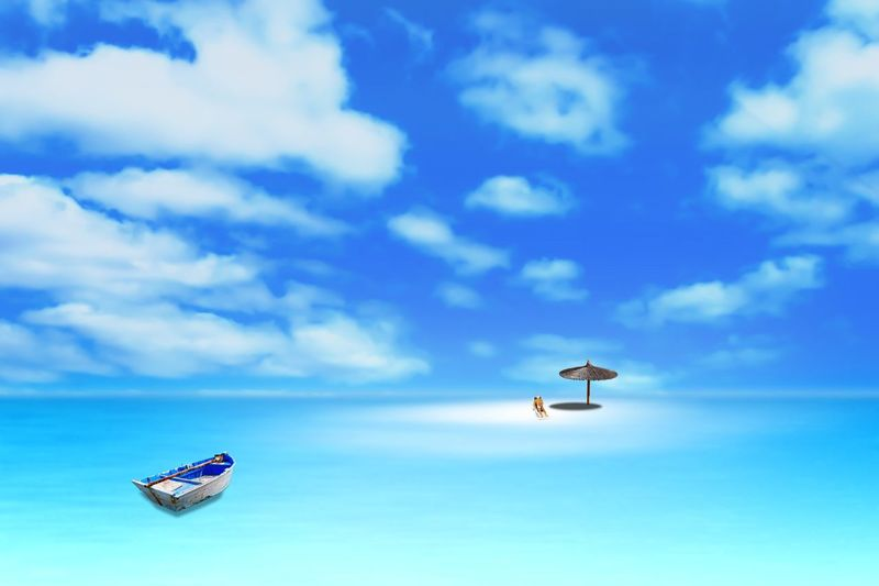 Boats⛵️ Man Beauty In Nature Blue Blue Sea And Clear Water Boat Clear Water Cloud - Sky Clouds Clouds And Sky Day Horizon Over Water Infinity Inifintywars Nature Nautical Vessel No People Outdoors Scenics Sea Sea And Sky Sky Sun Umbrella Transportation Water