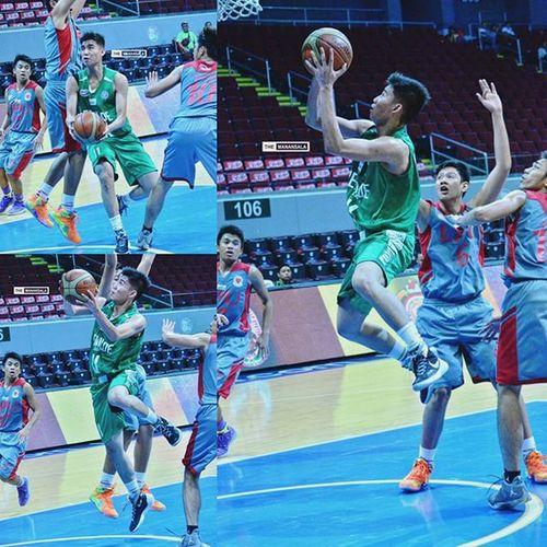 @luigivelasco 🏀 . . . NCAA Ncaa91 Ncaaseason91 CSBvsLPU juniors csb benilde LSGH greenies onelasalle hoop ballers ballislife basketball themanansala