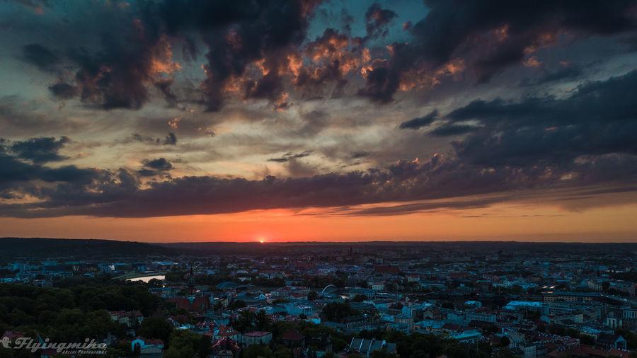 #Aerial City