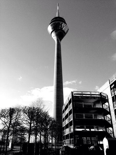 Precision Blackandwhite Tower Walking Around Into The Sky Urban Geometry Streetphoto_bw
