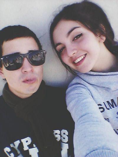 Te aamo♥ Couple Enjoying Life Smoke Weed