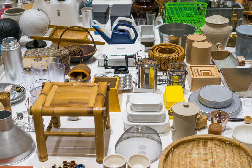 Collection of Household Items Container Cooking Dishware Home Household Japan Japanese  Objects Bowl Corkscrew Equipment Home Interior Household Objects Item Kitchen Kitchen Utensils Kitchenware Ladle Nobody Organized Plate Spatula Tools Traditional Useful