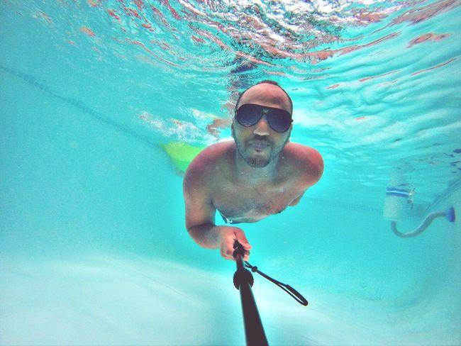 Israel Swiming Pool Gopro